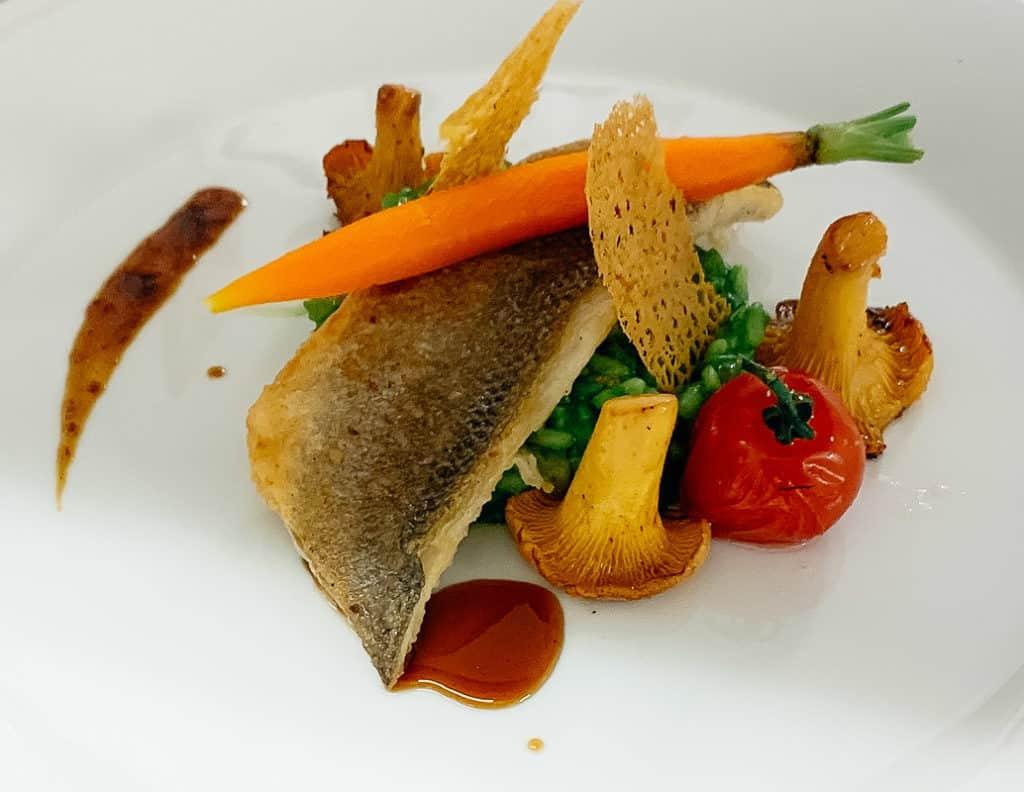 Restaurant Gut Mausbeck Fischteller