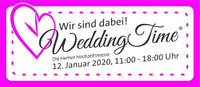 Hochzeitsmesse Herne Wedding Time